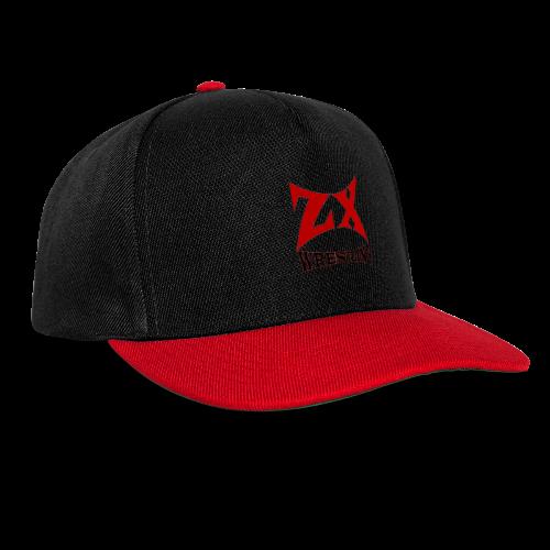 ZX WRESTLING LOGO V3 (FORBIDDEN TO REJECT) - Snapback Cap