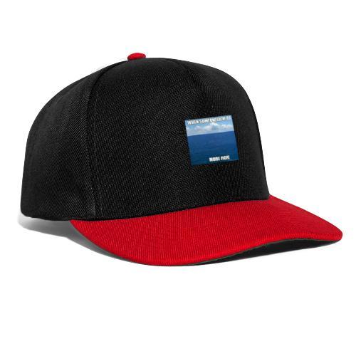 Funny merch - Snapback Cap