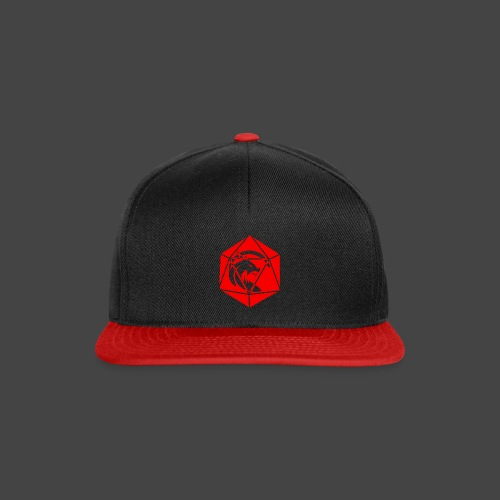 Caruggi and Dragons Logo - Snapback Cap