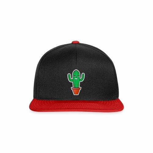 Cactus Hubert - Snapback Cap