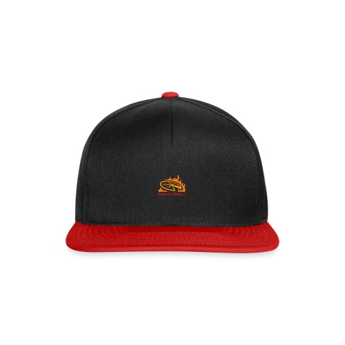 Pizza Logo - Snapback Cap