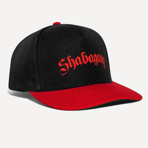 shaba-style - Casquette snapback