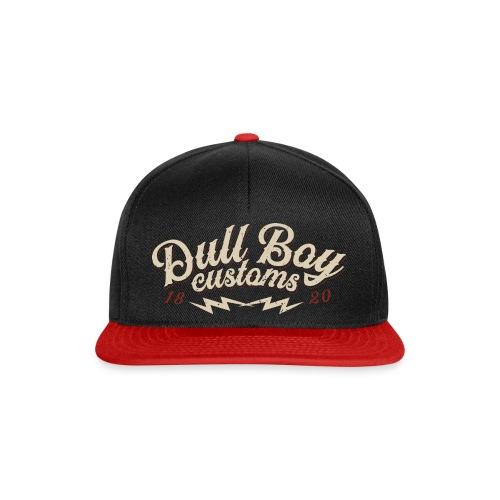 oldshool front - Snapback-caps