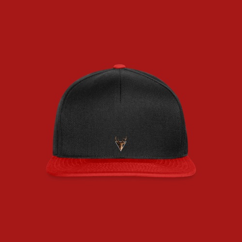 Deer-Head GOLD - Snapback Cap