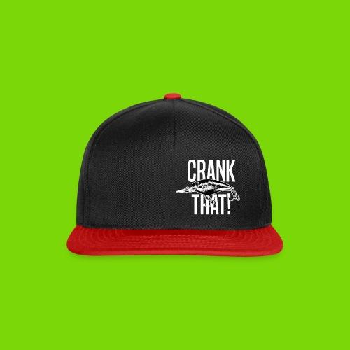 Crankbait - Crank that! - Snapback Cap