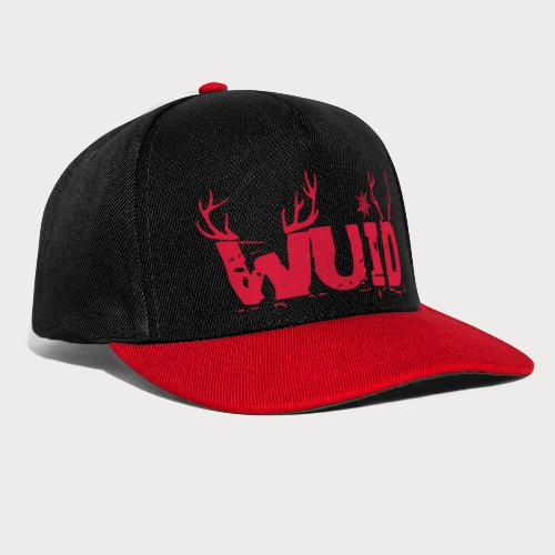 Wuid - Snapback Cap