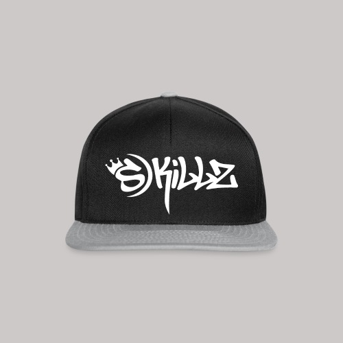 S Killz weiss - Snapback Cap