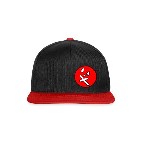 BIGNOSENEWNOBG gif - Snapback Cap