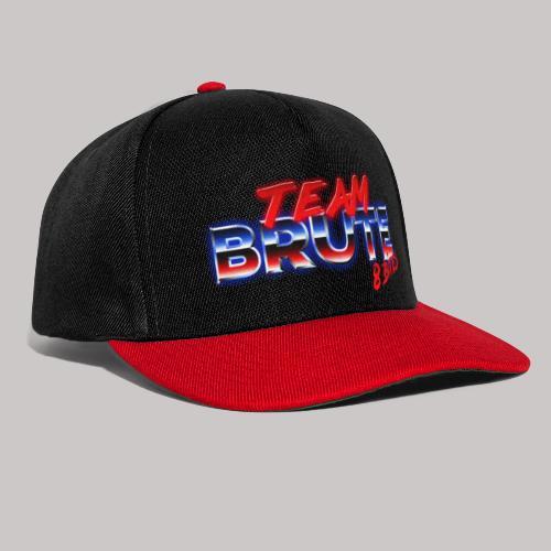 Team BRUTE Red - Snapback Cap