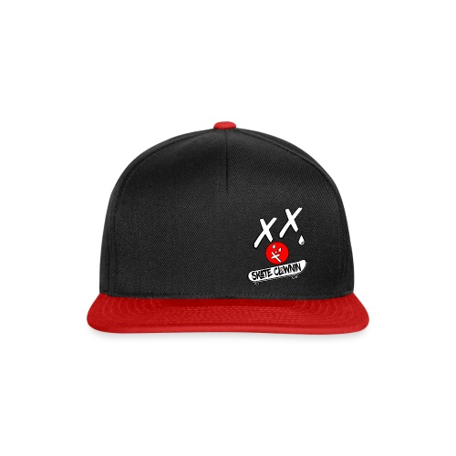 BignewlogoNOBG gif - Snapback Cap