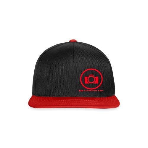 rød1 - Snapback Cap