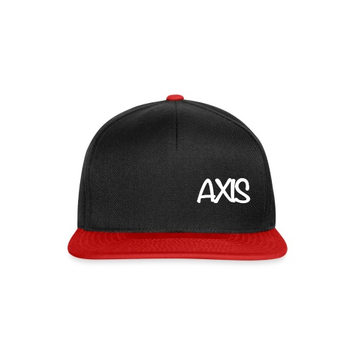 axiswhite png - Snapback Cap