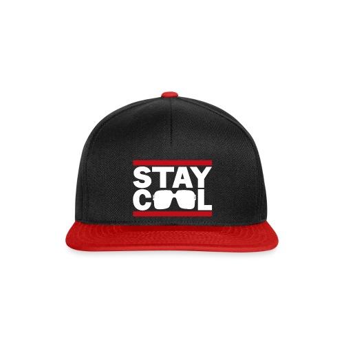 Stay Cool - 2wear classics - Snapback Cap