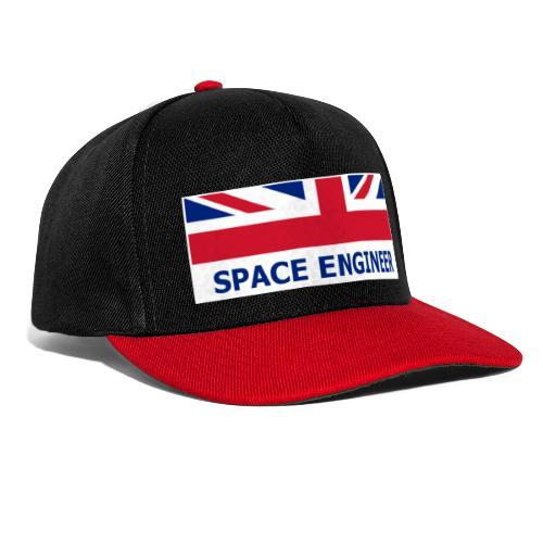 UK Space Engineer - Snapback Cap