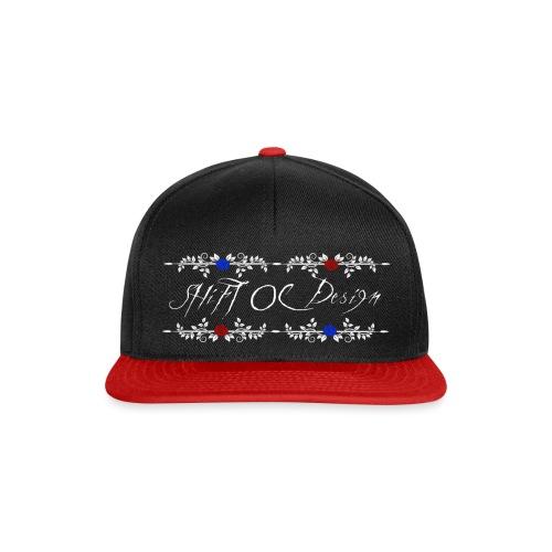 SHiFT OC Design png - Snapback Cap