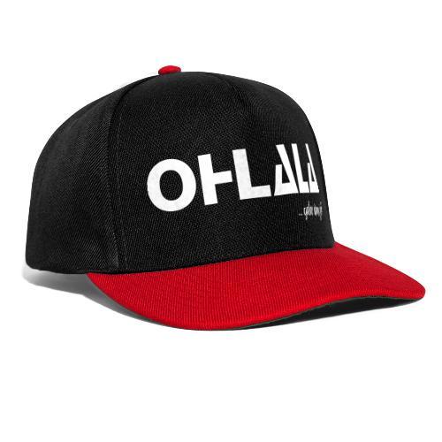 OHLALA Cap - Snapback Cap