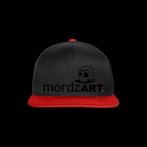 mordzART_w.ai - Snapback Cap