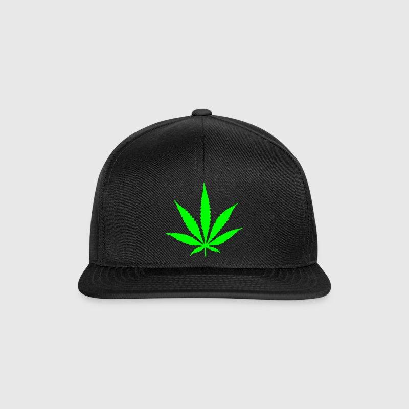 Marihuana - Czapka typu snapback