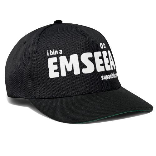 supatrüfö EMSEEA - Snapback Cap