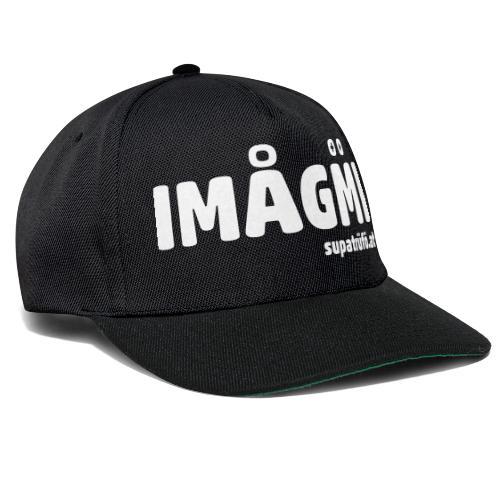 supatrüfö IMOGMI - Snapback Cap