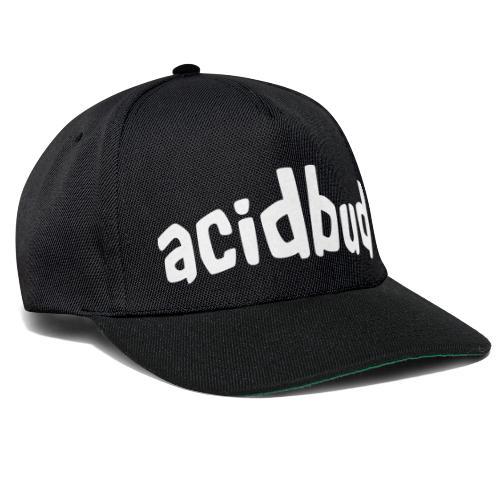 acidbud - Snapback Cap