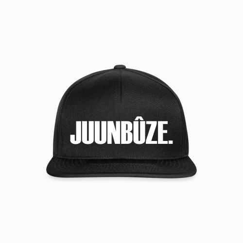 Juunbûze - Lekker Zeeuws - Snapback cap