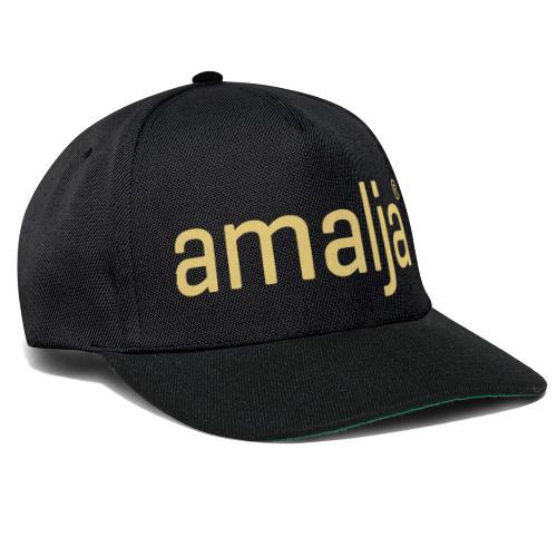 amalja - Snapback Cap