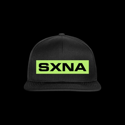 SXNA BLDBXD #LIME - Snapback Cap