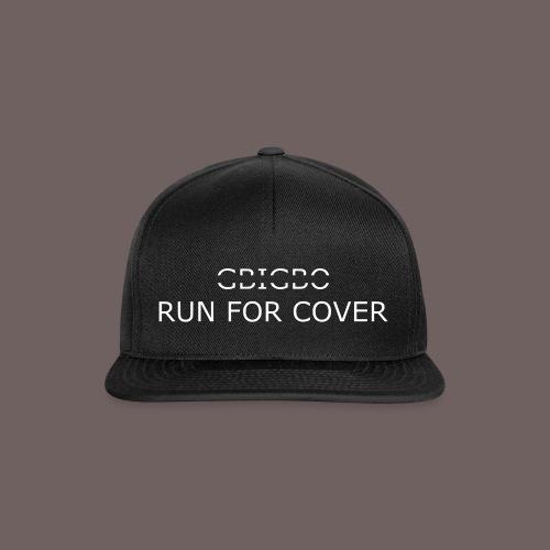 GBIGBO zjebeezjeboo - Tranches - Run For Cover - Casquette snapback
