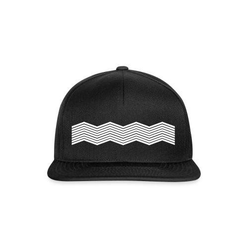 La mer et ses vagues - Casquette snapback