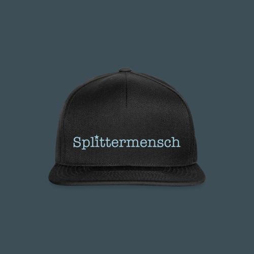 Stern Türkis - Snapback Cap
