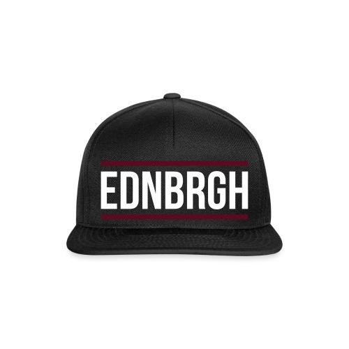EDNBRGH - Snapback Cap