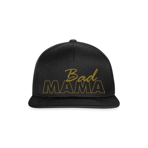 badmama-tekst - Snapback cap