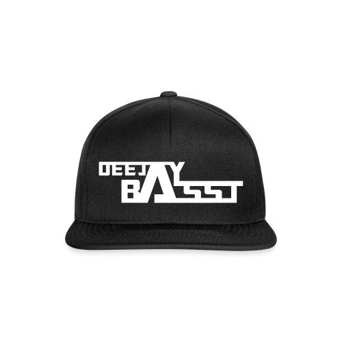 BassT_Logo_Druck_ - Snapback Cap