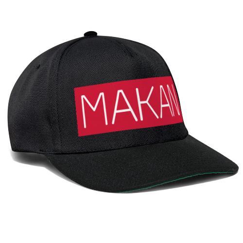 makan - Snapback cap