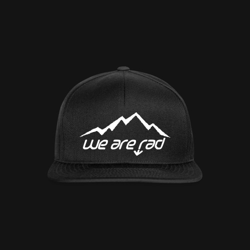 we-are-mountain - Snapback Cap