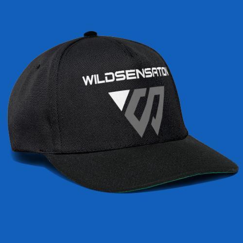 Logo Wildsensation - Snapback Cap
