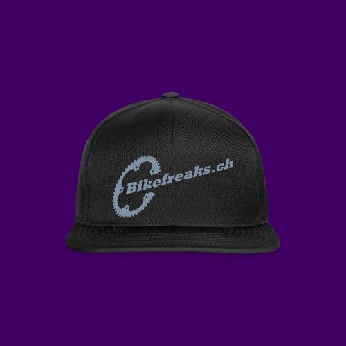 Bikefreaks ch 3 black - Snapback Cap