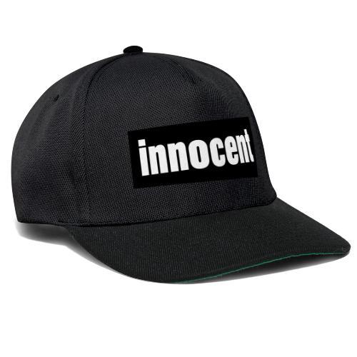 Innocent Black-Edition - Snapback Cap