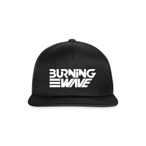 Burning Wave Block - Casquette snapback