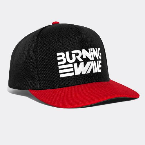Burning Wave Block - Casquette snapback