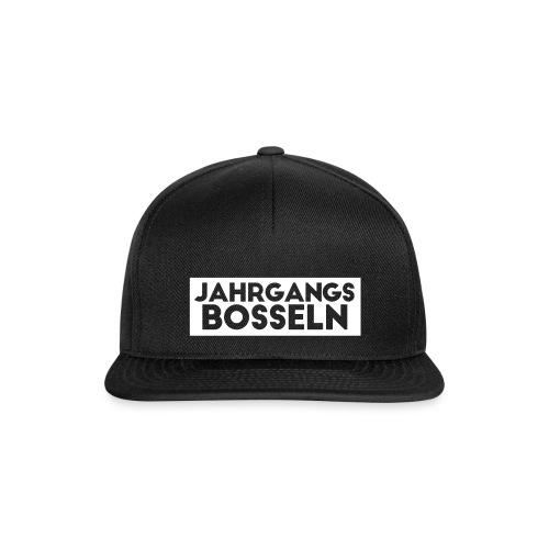 JGB_whitelabel - Snapback Cap