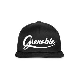 grenoble, old school - Casquette snapback