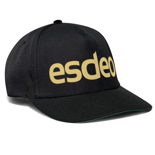 ESDEO . Kappe - Snapback Cap