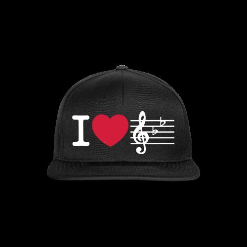 Musik - Snapback Cap