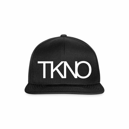 TKNO MNML Techno Minimal dark Tekkno Rave Kind - Snapback Cap