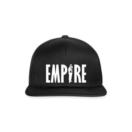 empire-full-paths - Snapback Cap