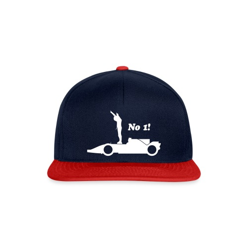 Winnaar eerste plaats - Snapback cap
