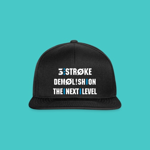 Next Level - Snapback Cap