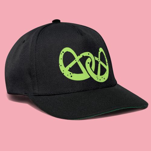 Brezel - Paar - Snapback Cap